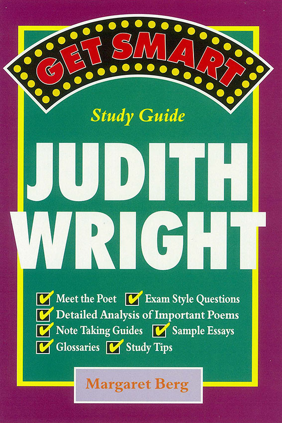 Get Smart Judith Wright