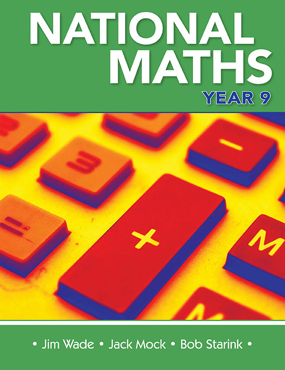 National Maths Year 9