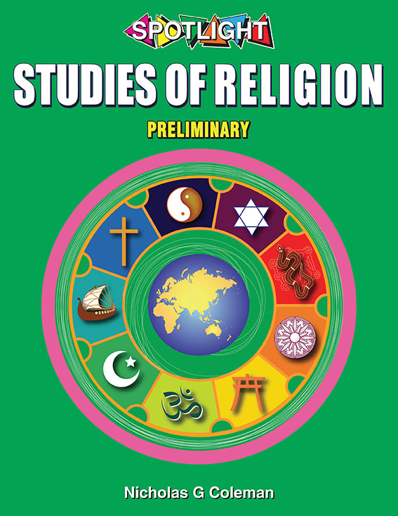 Spotlight Studies of Religion Preliminary