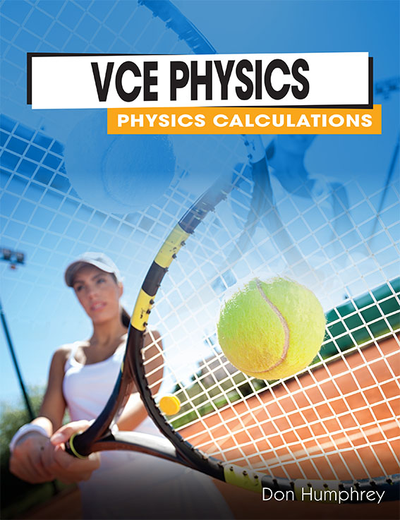 VCE Physics Calculations