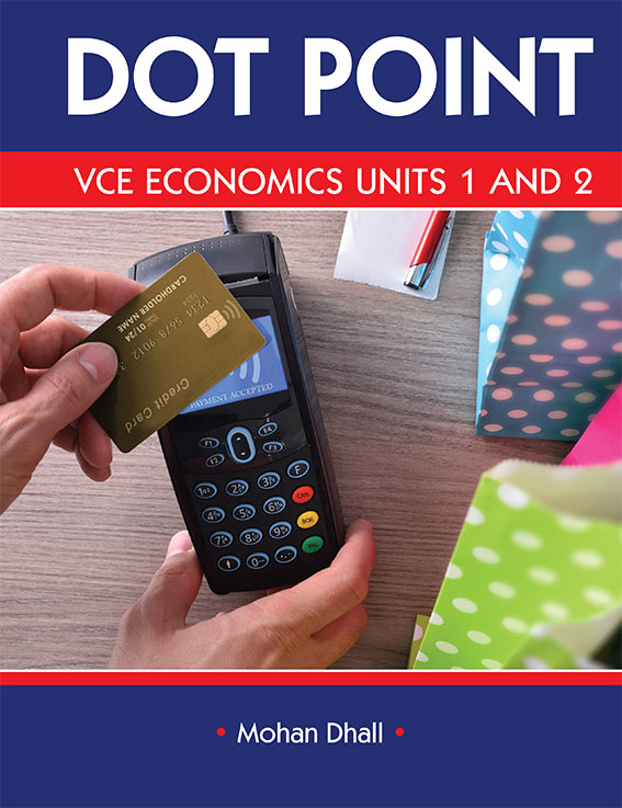 DP VCE Economics U1and2_Cover